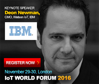 IoT WORLD FORUM 2016